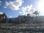 Hollywood Beach Resort from the Beach
